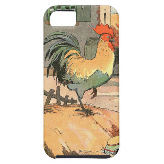 Rooster Farm Yard iPhone 5 Cases