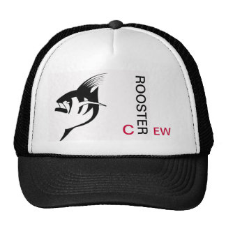 ROOSTER FISH TRUCKER HAT