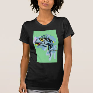 rooster fish t-shirt