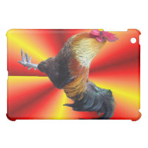 Rooster flash cover for the iPad mini