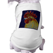 Rooster:  Freestyle Head Shirt