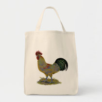 Rooster:  Freestyle Tote Bag