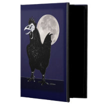 Rooster Ghost Case For iPad Air