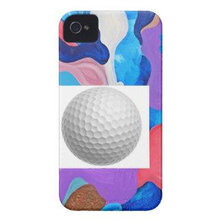 Rooster Golf Ball iPhone 4 Case-Mate Case