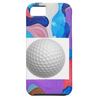 Rooster Golf Ball iPhone SE/5/5s Case