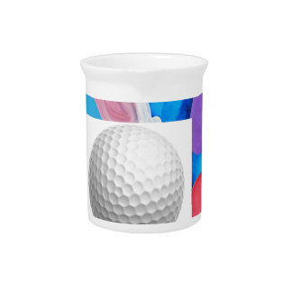 Rooster Golf Ball Pitchers