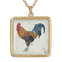 Rooster Harlow Necklace