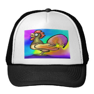 Rooster Hats