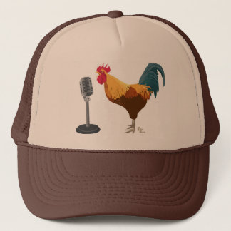 Rooster Hat