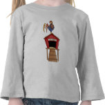 Rooster Hen House Tees