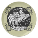 Rooster Home Decor, Apparel, and Gifts Party Plates