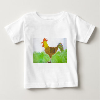 Rooster Infant t-shirt