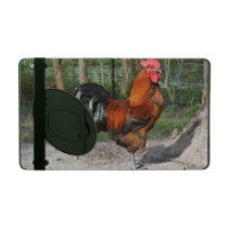 Rooster iPad Cover