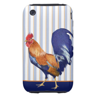 Rooster iPhone 3/3GS Tough Case iPhone 3 Tough Cover