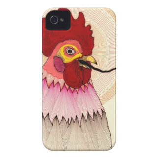 rooster iPhone 4 Case-Mate case