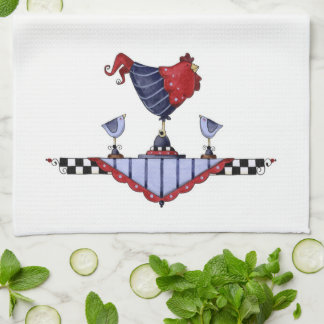 Rooster - Kitchen Towel