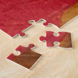 Rooster Leaves Puzzle (2)sizes
