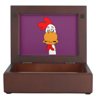 Rooster Memory Box