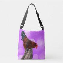 Rooster Nosy Parker, Crossbody Bag