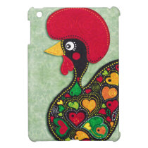 Rooster of Portugal iPad Mini Cover