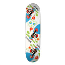 Rooster of Portugal Skateboard