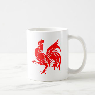 Rooster of Wallonia Coffee Mug