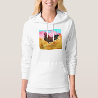Rooster On the Run Hoodie
