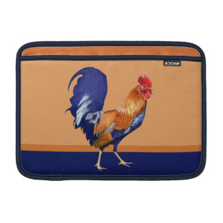 "Rooster orange MacBook Air 11"" Sleeve"