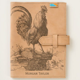 Rooster Personalized Journal
