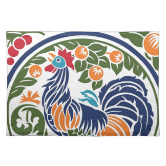 Rooster Placemat