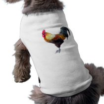 Rooster plain T-Shirt