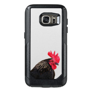 Rooster Portrait OtterBox Samsung Galaxy S7 Case