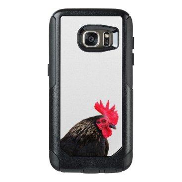 tianxinzheng Rooster Portrait OtterBox Samsung Galaxy S7 Case