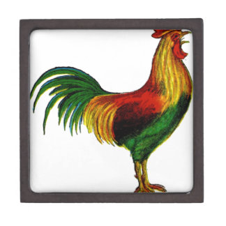 Rooster Premium Jewelry Boxes