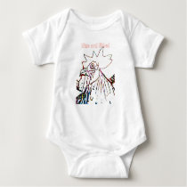 Rooster Rise and Shine Baby Bodysuit