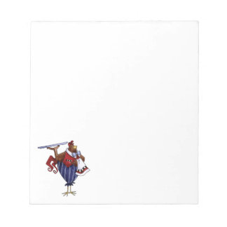 Rooster Service Notepad