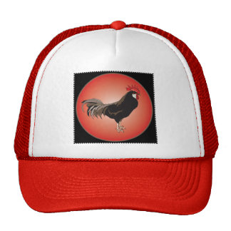 Rooster Showcase Trucker Hat