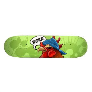 Rooster Skateboard