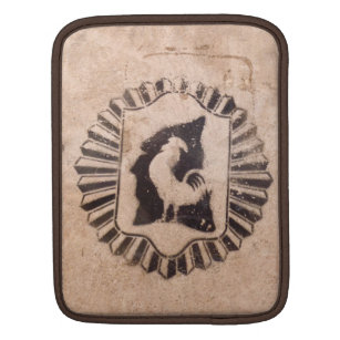 Rooster Sleeve For iPads