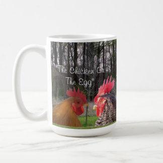 Rooster Talk Mug