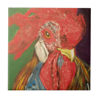 rooster tile