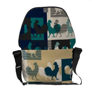 Rooster Vintage #2 - Messenger Bags