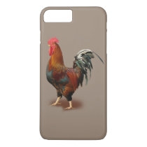 Rooster Vintage iPhone 8 Plus/7 Plus Case