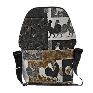 Rooster Vintage - Messenger Bags