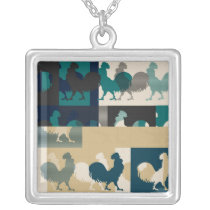 Rooster Vintage - Necklace
