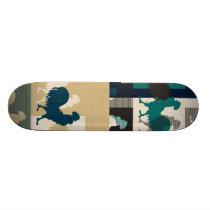 Rooster Vintage Skateboard