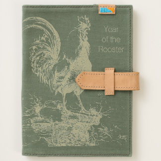 Rooster Year of Journal