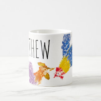 Rooster Year or Birthday Personalized Mug