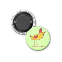 Roosterrific! Magnet