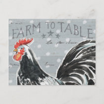Roosters Call III Postcard